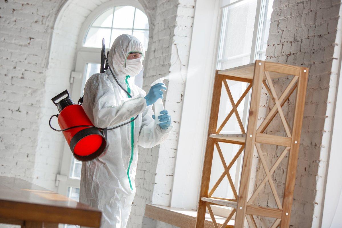 Sanificazione Appartamenti