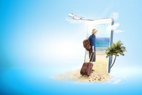 prenotazione e arrivo in struttura digital Journey welcomeasy