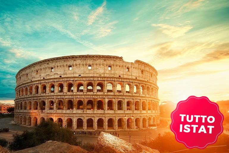 Dati sui movimenti turistici in Lazio: invio a Istat con Radar