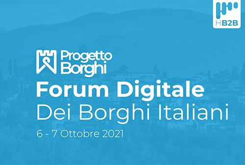 Forum digitate sul borghi italiani